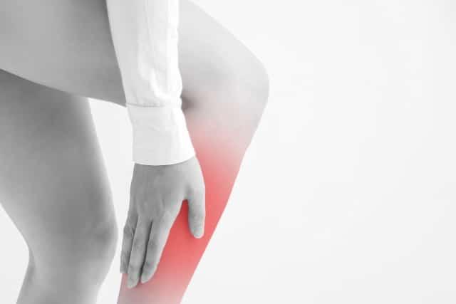 筋肉に疲労が蓄積している事も原因になります